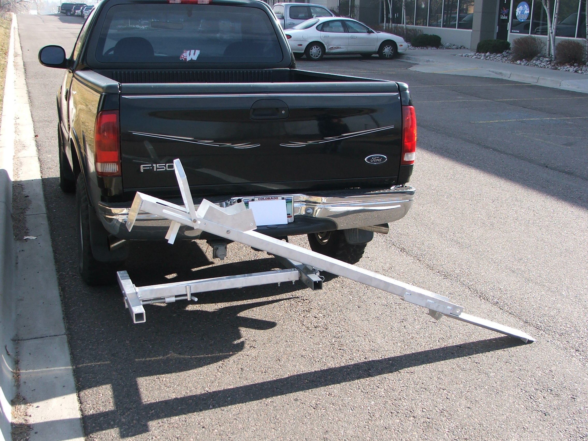 The Carrier And Lift Store Motorcycle Hitch Carriers