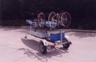 The Carrier And Lift Store Bicycle Kayak And Canoe